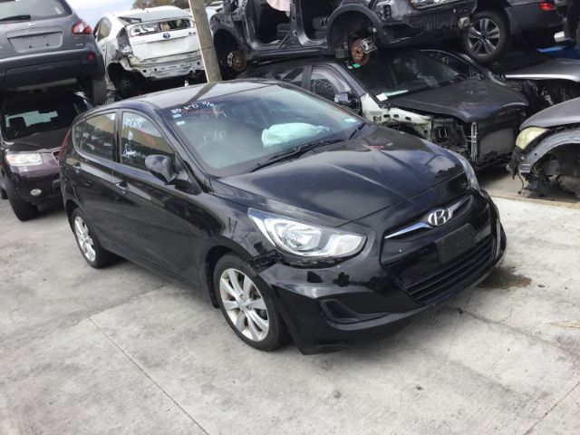 Hyundai Accent CT51 2011-2018