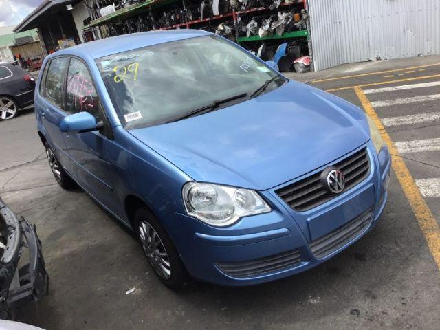 VW Polo 9N 2005-2009