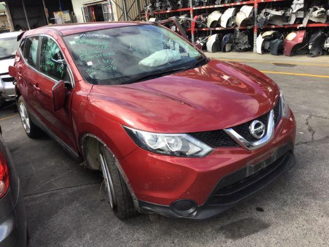 Nissan Qashqai J11 2014-2020