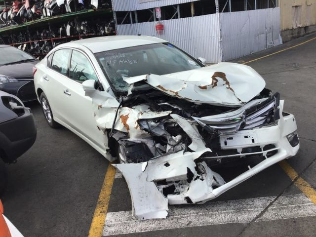 Nissan Altima L33 2013-11/2015