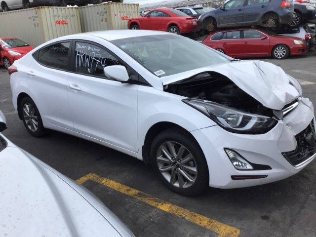 Hyundai Elantra DG41 2010-2015