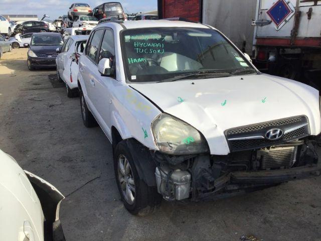Hyundai Tucson JN81 2004-2009