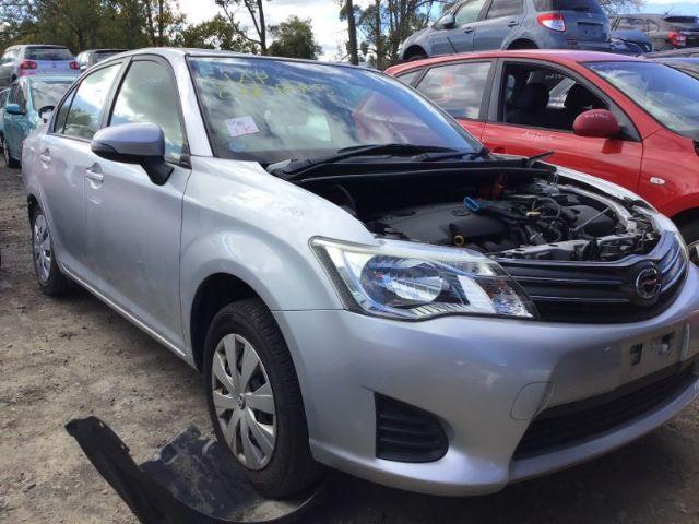 Toyota Axio NZE161
